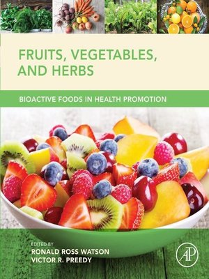 cover image of Fruits, Vegetables, and Herbs