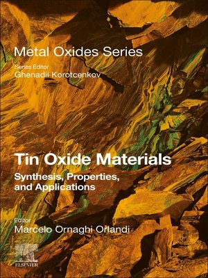 cover image of Tin Oxide Materials
