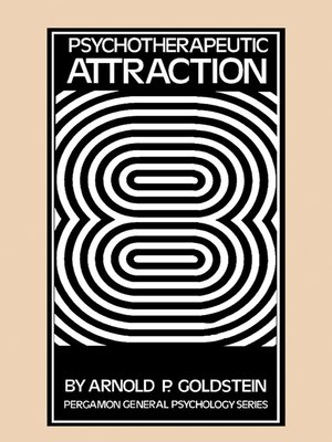 cover image of Psychotherapeutic Attraction