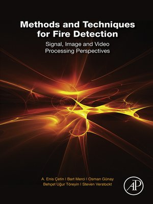 cover image of Methods and Techniques for Fire Detection