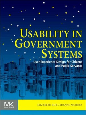 cover image of Usability in Government Systems