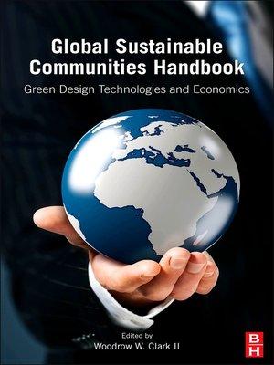 cover image of Global Sustainable Communities Handbook