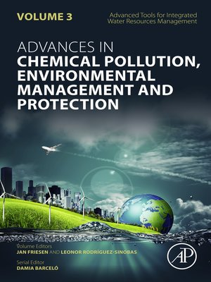 cover image of Advances in Chemical Pollution, Environmental Management and Protection, Volume 3