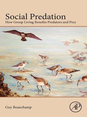 cover image of Social Predation
