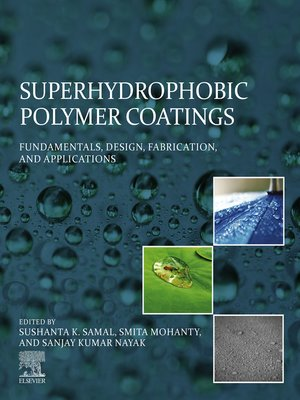 cover image of Superhydrophobic Polymer Coatings