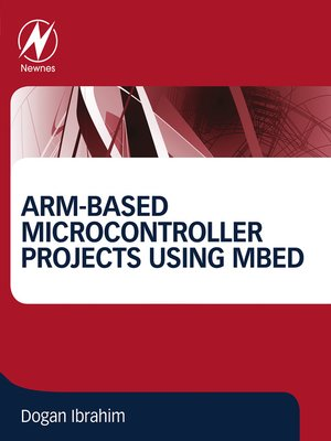 cover image of ARM-based Microcontroller Projects Using mbed