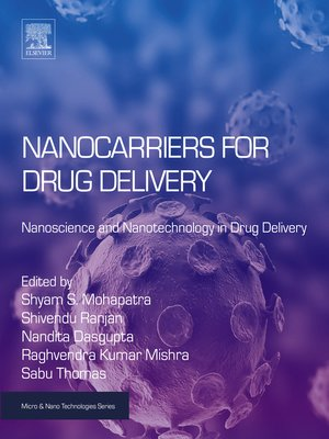 cover image of Nanocarriers for Drug Delivery