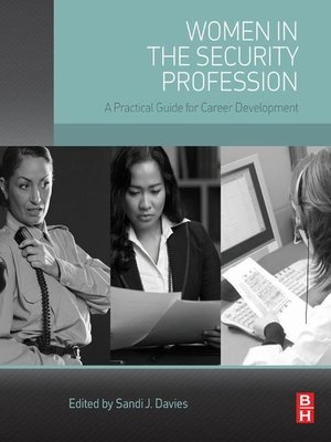 cover image of Women in the Security Profession