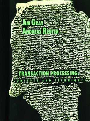 cover image of Transaction Processing