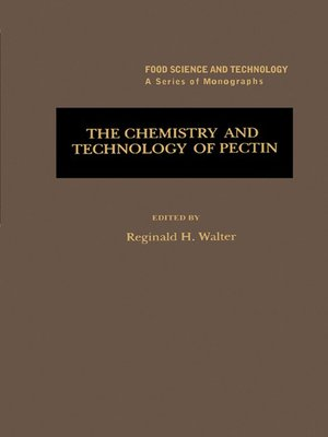 cover image of The Chemistry and Technology of Pectin