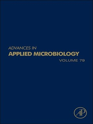cover image of Advances in Applied Microbiology