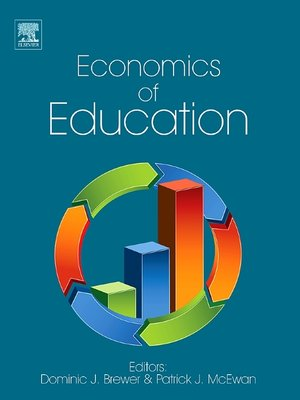 cover image of Economics of Education