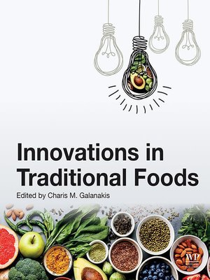 cover image of Innovations in Traditional Foods
