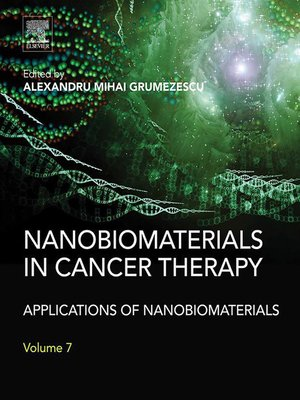 cover image of Nanobiomaterials in Cancer Therapy