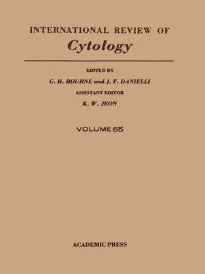 cover image of International Review of Cytology, Volume 65