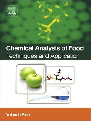 cover image of Chemical Analysis of Food