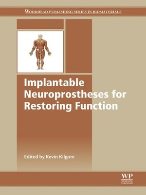 cover image of Implantable Neuroprostheses for Restoring Function