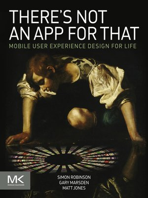 cover image of There's Not an App for That