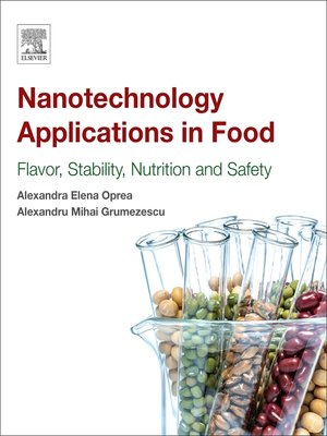 cover image of Nanotechnology Applications in Food
