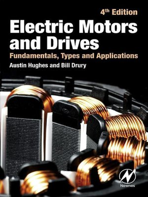 cover image of Electric Motors and Drives