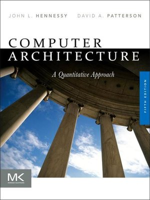 cover image of Computer Architecture