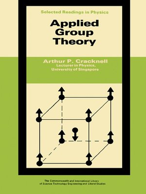 cover image of Applied Group Theory