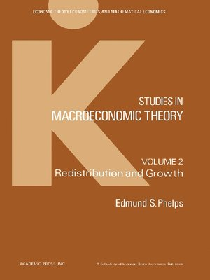 cover image of Studies in Macroeconomic Theory