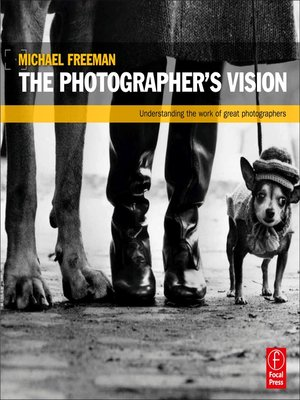cover image of The Photographer's Vision