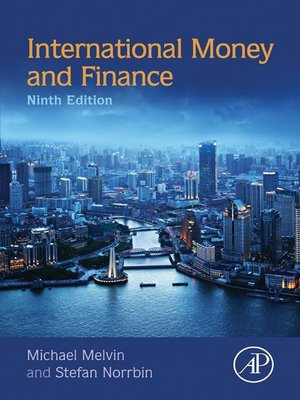 cover image of International Money and Finance