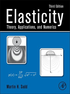 cover image of Elasticity