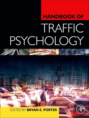 cover image of Handbook of Traffic Psychology
