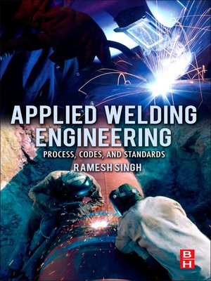 cover image of Applied Welding Engineering