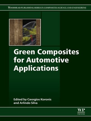 cover image of Green Composites for Automotive Applications