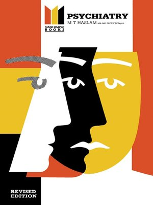 cover image of Psychiatry