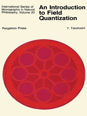 cover image of An Introduction to Field Quantization