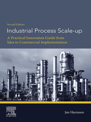 cover image of Industrial Process Scale-up
