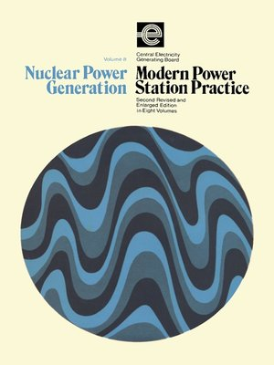 cover image of Nuclear Power Generation