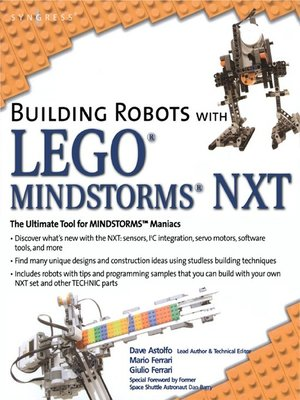 cover image of Building Robots with LEGO Mindstorms NXT