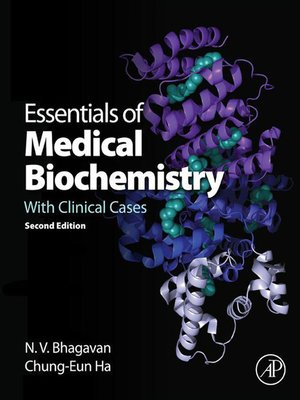 cover image of Essentials of Medical Biochemistry