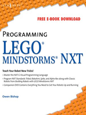 cover image of Programming Lego Mindstorms NXT