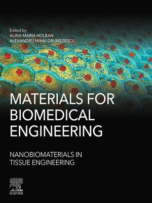cover image of Materials for Biomedical Engineering