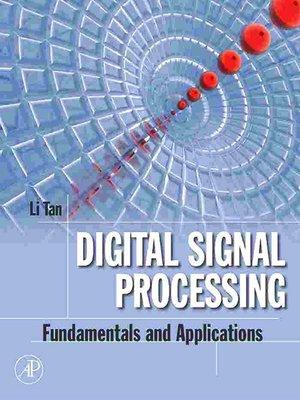Digital Signal Processing By Lizhe Tan Overdrive Rakuten