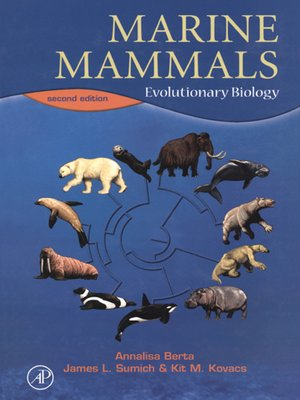 cover image of Marine Mammals