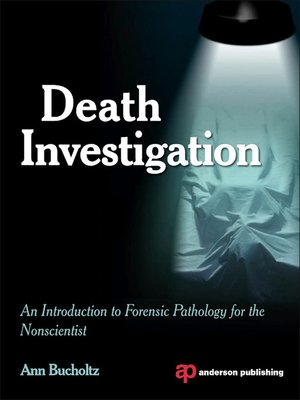 cover image of Death Investigation