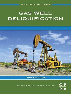 cover image of Gas Well Deliquification