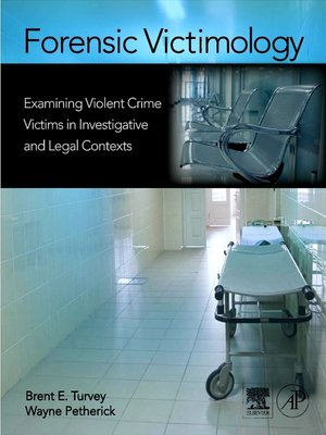 cover image of Forensic Victimology