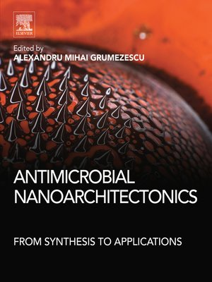 cover image of Antimicrobial Nanoarchitectonics