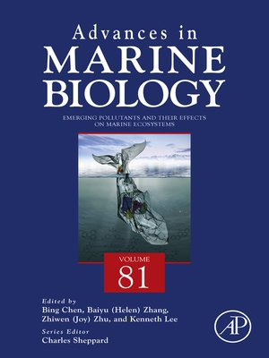 cover image of Advances in Marine Biology, Volume 81
