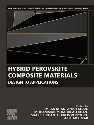 cover image of Hybrid Perovskite Composite Materials