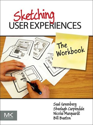 cover image of Sketching User Experiences